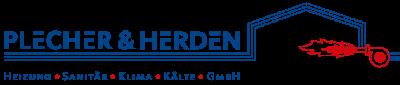 Logo von Plecher & Herden GmbH Heizung, Klima, Lüftung